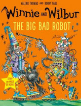 Omslag - Winnie and Wilbur: The Big Bad Robot