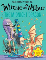 Omslag - Winnie and Wilbur: The Midnight Dragon