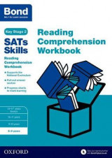 Omslag - Bond SATs Skills: Reading Comprehension Workbook 8-9 Years