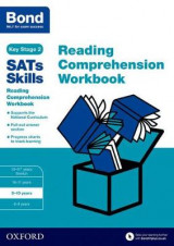 Omslag - Bond SATs Skills: Reading Comprehension Workbook 9-10 Years