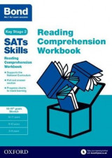 Omslag - Bond Sats Skills: Reading Comprehension Workbook 10-11 Years Stretch