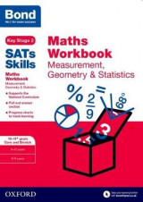 Omslag - Bond Sats Skills: Maths Workbook: Measurement, Geometry & Statistics 10-11 Years