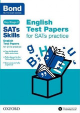 Omslag - Bond Sats Skills: English Test Papers for Sats Practice