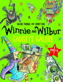 Winnie and Wilbur: Gadgets Galore and Other Stories av Valerie Thomas (Heftet)