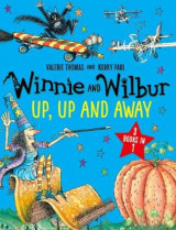 Omslag - Winnie and Wilbur: Up, Up and Away