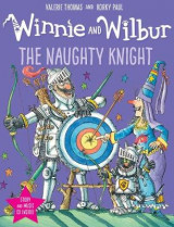 Omslag - Winnie and Wilbur: The Naughty Knight