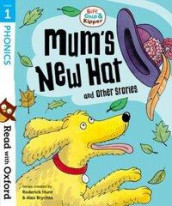 Read with Oxford: Stage 1: Biff, Chip and Kipper: Mum's New Hat and Other Stories av Roderick Hunt og Annemarie Young (Heftet)