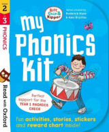 Omslag - Read with Oxford: Stages 2-3: Biff, Chip and Kipper: My Phonics Kit