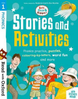 Omslag - Read with Oxford: Stage 1: Biff, Chip and Kipper: Stories and Activities