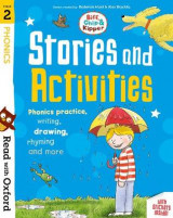 Omslag - Read with Oxford: Stage 2: Biff, Chip and Kipper: Stories and Activities