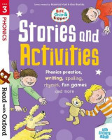 Omslag - Read with Oxford: Stage 3: Biff, Chip and Kipper: Stories and Activities