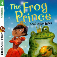 Read with Oxford: Stage 4: Phonics: The Frog Prince and Other Tales av Pippa Goodhart, Susan Price, Pat Thomson og Becca Heddle (Heftet)