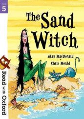 Read with Oxford: Stage 5: The Sand Witch av Alan Macdonald og Alison Sage (Heftet)