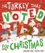 Omslag - The Turkey That Voted For Christmas