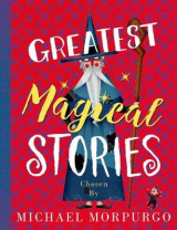 Omslag - Greatest Magical Stories