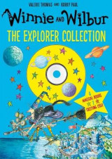 Omslag - Winnie and Wilbur: The Explorer Collection