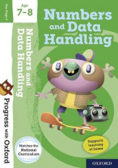 Progress with Oxford: Numbers and Data Handling Age 7-8 av Paul Hodge (Blandet mediaprodukt)