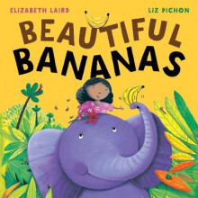 Beautiful Bananas av Elizabeth Laird (Heftet)