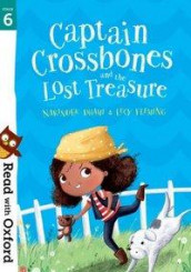 Read with Oxford: Stage 6: Captain Crossbones and the Lost Treasure av Narinder Dhami (Heftet)