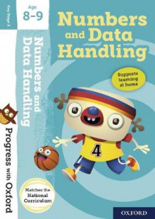Progress with Oxford:: Numbers and Data Handling Age 8-9 av Paul Hodge (Blandet mediaprodukt)