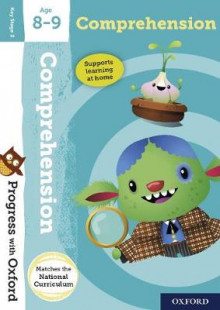Progress with Oxford:: Comprehension: Age 8-9 av Fiona Undrill (Blandet mediaprodukt)