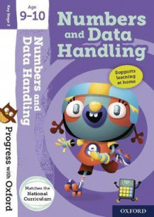 Progress with Oxford:: Numbers and Data Handling Age 9-10 av Paul Hodge (Blandet mediaprodukt)