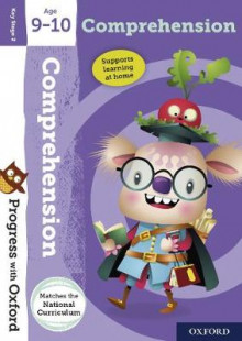 Progress with Oxford:: Comprehension: Age 9-10 av Fiona Undrill (Blandet mediaprodukt)
