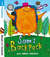 Read with Oxford: Stage 1: Sam's Backpack and Other Stories av Narinder Dhami, Teresa Heapy, Becca Heddle og Michelle Robinson (Heftet)