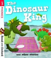 Read with Oxford: Stage 3: The Dinosaur King and Other Stories av Teresa Heapy, Timothy Knapman, Joanna Nadin, Simon Puttock, Paul Shipton og Isabel Thomas (Heftet)