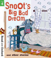 Read with Oxford: Stage 4: Snoot's Big Bad Dream and Other Stories av Aleesah Darlison, Narinder Dhami, John Dougherty, Geoff Havel, Simon Puttock og Jeanne Willis (Heftet)