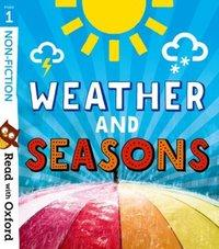 Read with Oxford: Stage 1: Non-fiction: Weather and Seasons av Catherine Baker, Teresa Heapy og Becca Heddle (Heftet)