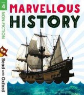 Read with Oxford: Stage 4: Non-fiction: Marvellous History av Rob Alcraft, Becca Heddle, Michaela Morgan og Ciaran Murtagh (Heftet)