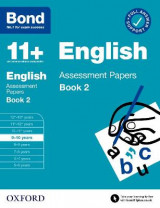 Omslag - Bond 11+ English Assessment Papers 9-10 Years Book 2
