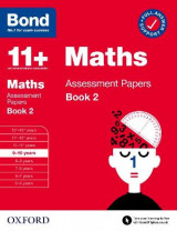 Omslag - Bond 11+ Maths Assessment Papers 9-10 Years Book 2