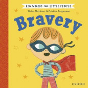 Big Words for Little People: Bravery av Helen Mortimer (Innbundet)