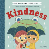Big Words for Little People: Kindness av Helen Mortimer (Innbundet)