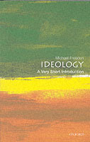 Ideology: A Very Short Introduction av Michael Freeden (Heftet)