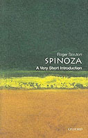 Omslag - Spinoza: A Very Short Introduction