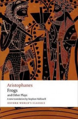 Omslag - Aristophanes: Frogs and Other Plays