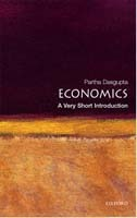 Omslag - Economics: A Very Short Introduction