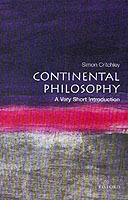 Continental Philosophy: A Very Short Introduction av Simon Critchley (Heftet)