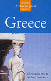 Greece: An Oxford Archaeological Guide av Christopher Mee og Antony Spawforth (Heftet)