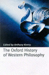 Omslag - The Oxford History of Western Philosophy