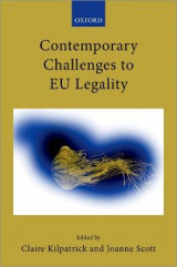 Omslag - Contemporary Challenges to EU Legality
