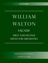 Omslag - Facade: First and Second Suites for Orchestra