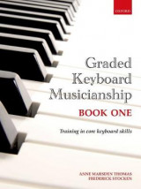 Omslag - Graded Keyboard Musicianship Book 1