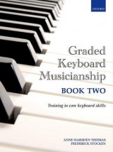 Omslag - Graded Keyboard Musicianship Book 2