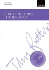Omslag - Christ the Lord is Risen Again