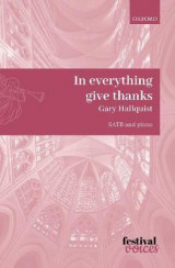 Omslag - In everything give thanks