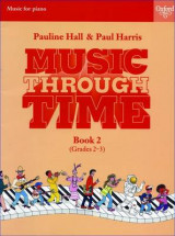 Omslag - Music Through Time Piano Book 2
